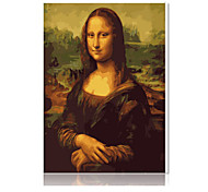 DIY Digital Oil Painting  Frame Family Fun Painting All By Myself  The Mona Lisa  X5139