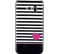 Love Pattern TPU Phone Case for  Galaxy S6/Galaxy S6 edge/Galaxy S6 Edge Plus/Galaxy S5