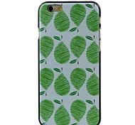 verde balão alta qualidade e bom estojo rígido padrão de preço para iphone 6 / 6s