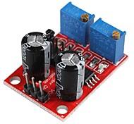 NE555 частота импульсов рабочего цикла регулируется модуль генератора сигналов шагового двигателя привода меандр