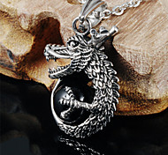 Snapdragon Men's Stainless Steel Domineering Necklace