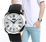 Men's belt business watch waterproof