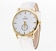 Woman's Watches Fashion Slim Belt Quartz Watch