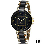 Small Fresh New Fashion Trend Of High-Grade Melamine Watch Quartz Watch Men And Women Fashion Hand