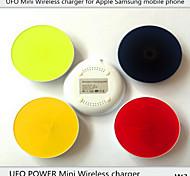 carregador sem fio para samsung dom S6 / Nota 5 / telefone da Apple