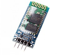 hc-06 porta serial módulo Bluetooth passthrough sem fio transceptor escravo para arduino