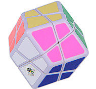 QJ Stone Magic Cube (White Edge)