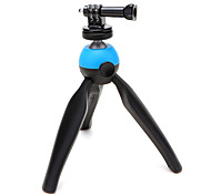 Handheld Grip Mini Tripod for Digital Sports Camera Gopro Hero 1/2/3/3+/4 with Screw Adapter