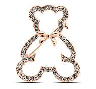 Korean Cute Bow Brooch New Fashion