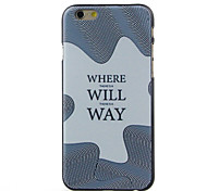 Way Way  Hard Case for iPhone 6/6S
