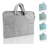 LOELMALL ® Carry Laptop Canvas Fabric 13-13.3 Inch (Gray Skin pattern)