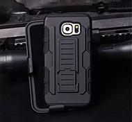 neue Zukunft Soldat Clip triple Rüstung Telefonkasten für Samsung-S3 / S4 / S5 / S6 / S6 Kante / S6 Kante sowie