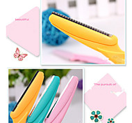 Recortadora para Cejas Others 3Pcs Others Normal Azul / Rosa / Amarillo