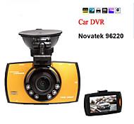 """HD 1080P 2.7""""Wide AngleLCD Car DVR Dash Camera Crash Cam G-sensor Night Vision HDMI"""