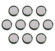 batterie a bottone cellula alcalina 1.55V / 395a / LR927 / lr57 / SR927SW ssuo AG7 (10 pz)