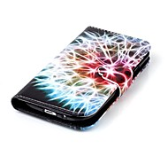 Colored Drawing Support Fashion PU Mobile Phone Shell for Samsung S3/S3mini/S4/S4mini/S5/S5mini/S6 Assorted Colors