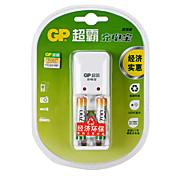 GP 700mAh 1.5V AAA Household Batteries 2pis