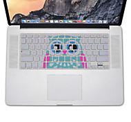 дизайн сова крышка силиконовая клавиатура кожи для MacBook Air 13.3, MacBook Pro с сетчатки 13 15 17 нам макет
