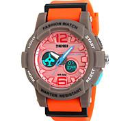 Skmei® Men's Fashion Multifunction Wrist Watch 50m Waterproof Assorted Colors Cool Watch Unique Watch