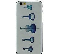 alta qualidade e bom estojo rígido padrão de preço para iphone 6 / 6s