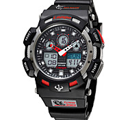 Pasnew outdoor sports watch students watch the men's watches Mens Genuine waterproof electronic watchPLG-1002AD