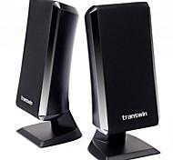 TransWin a-920 portátil ordenador de sobremesa de altavoces multimedia estéreo mini 2 pedazos un sistema