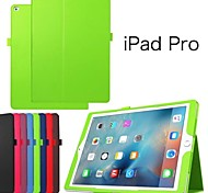 Protective Tablet Cases Leather Cases Bracket Holster for Ipad pro(Assorted Colors)