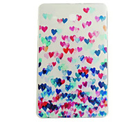 Love Painted TPU Tablet computer case for Galaxy Tab  E 9.6/Tab A 9.7/Tab 4 10.1