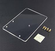 Acrylic Experimental Platform Plate for Arduino UNO R3 - Transparent