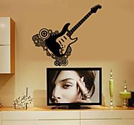 Музыка Наклейки Простые наклейки , PVC 46*78cm
