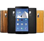 Batterieabdeckung Carbon Holz schwarz fundas Ersatzakku zurück Fall für ein plus zwei OnePlus 2 Phone Case