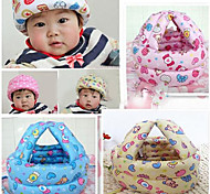 Baby Safety Helmet Headguard No-Bumps Adjustable Head Protector (Random Color)