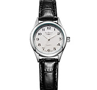 Women's Fashion Genuine Leather Wrist Watches Cool Watches Unique Watches