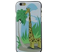 uma girafa alta qualidade e bom estojo rígido padrão de preço para iphone 6 / 6s