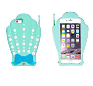 Newest Luxury Shell Phone Case 3D Valfre Case for iPhone 6/6S(Assorted Colors)
