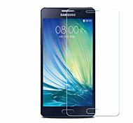 écran en verre trempé premium film protecteur pour Samsung Galaxy a5