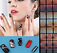- Finger / Zehe - 3D Nails Nagelaufkleber - Andere - 1 Stück - 14.3*9.8*0.1 cm