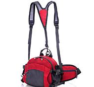 <10 L Sacs Banane Randonnée pack Sac de Randonnée Sac de téléphone portable Sac à dos Cyclisme sac à dosChasse Escalade Sport de détente