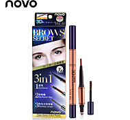 NOVO® Eyebrow Pencil Dry Long Lasting / Waterproof / Natural