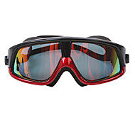 SUPER-K® Wide Version Polarized Plating Waterproof Anti-fog Swimming Goggles for Adult