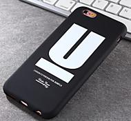 Super Popular Brands High-Grade U TPU Soft Phone Case for iPhone 6/6S