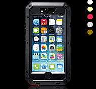 Metal Waterproof Dustproof Shockproof Case for iPhone 6