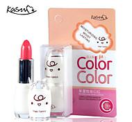 Others 1 Rouges à Lèvres Humide Humidité / Longue Durée / Naturel Rouge / Violet / Rose / Pêche / Orange