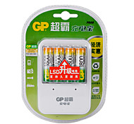 GP 1800mAh  AA Household Batteries 4pcs