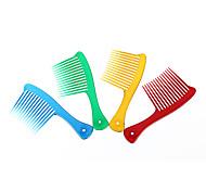 salon professionnel bref paragraphe modèle dent longue peigne peigne quantité de traitement personnalisé (couleur aléatoire)