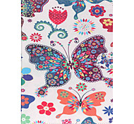 Butterfly  Pattern PU Leather Protective Sleeve For Samsung Galaxy Tab 4 10.1 T530/T550/T110/T230/T350