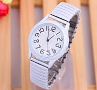 reloj ginebra señoras reloj reloj estilo de temperamento de la moda