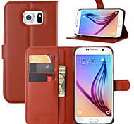 geprägte Kartenhalterung Schutzhülle für Galaxy S7 Plus Handy