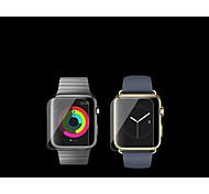 2016 nuevo vidrio templado para el reloj de manzana 38mm / 42mm
