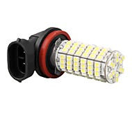 High Power Auto Car H11 Fog headlight Lamp Bulb 3528SMD White 120 LEDs Light 12V 800LM 5000-6000K